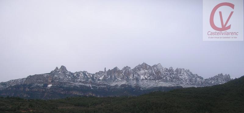 Nevada Montserrat 7 Gener 2010