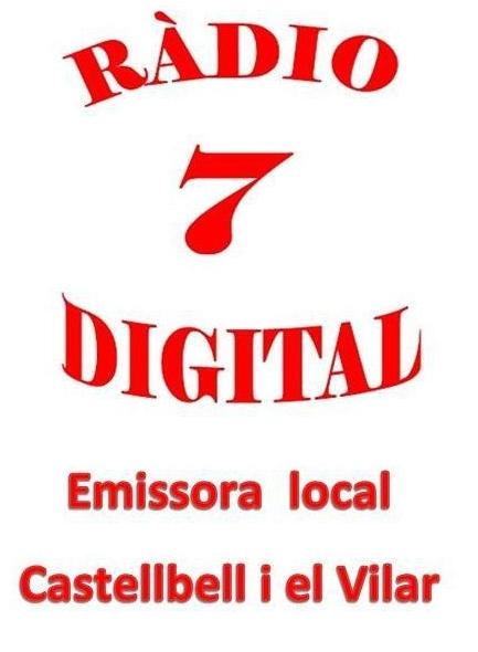 Logo Radio 7 Digital 1