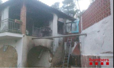 INcendi Casa Marganell 1