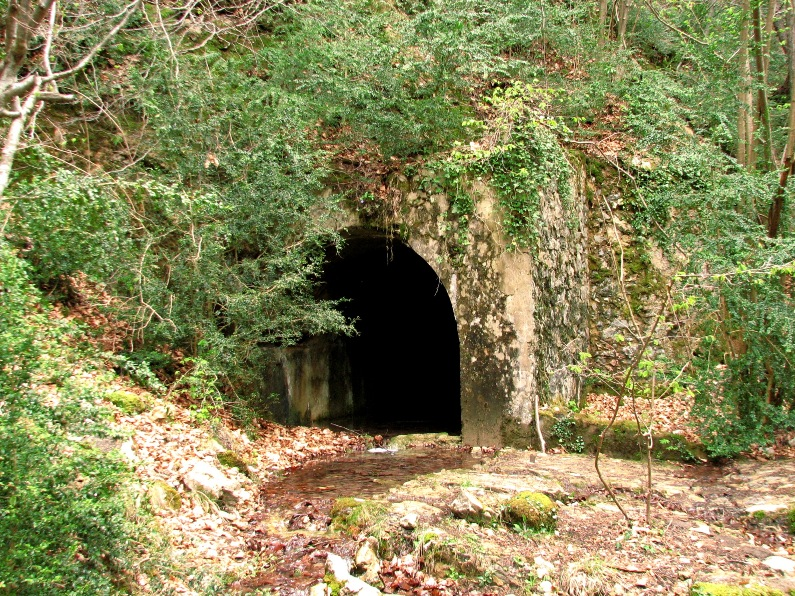 Mines del Catllaràs 1