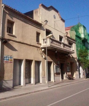 Façana Ajuntament Castellbell i el Vilar
