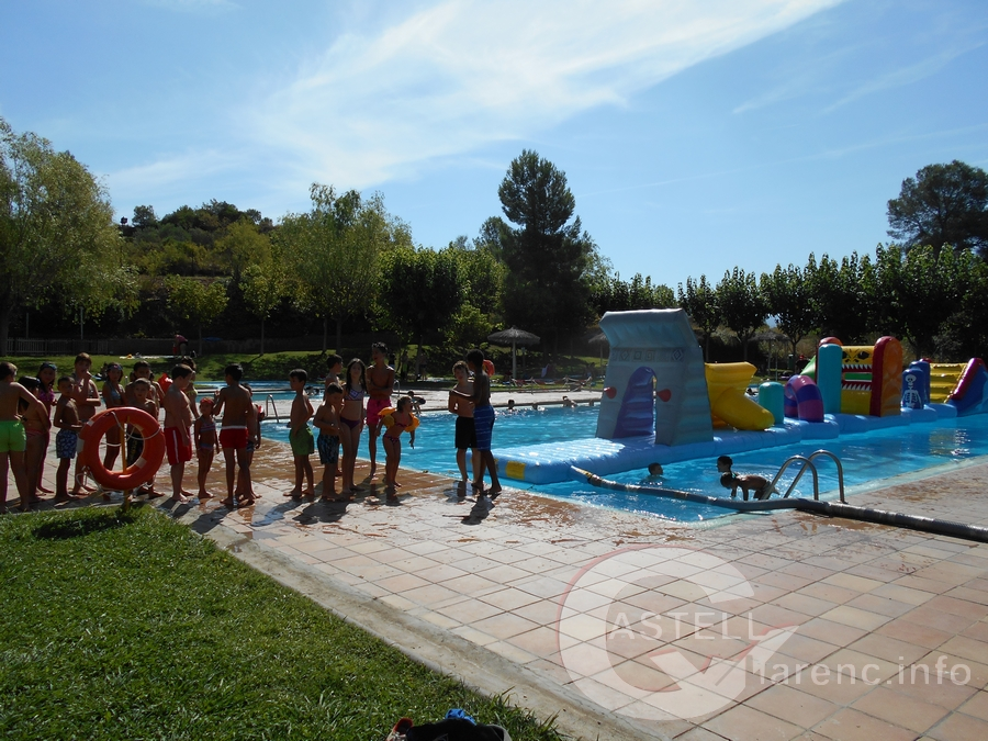 Inflables Piscina 2016