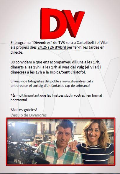 Crida Public Castellbell i el Vilar