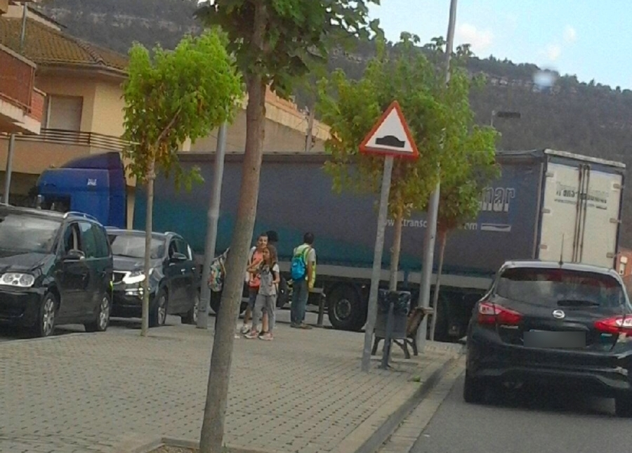 Camió Avinguda