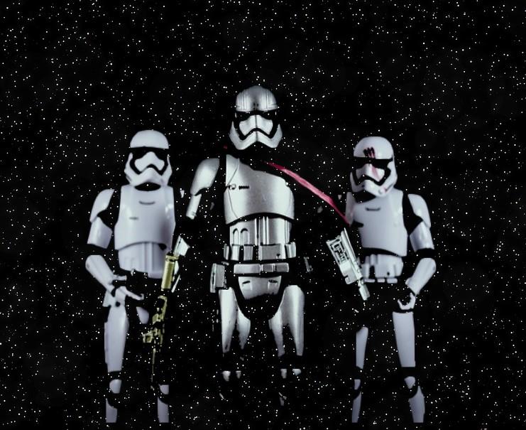 Stars Wars l'últim Jedi