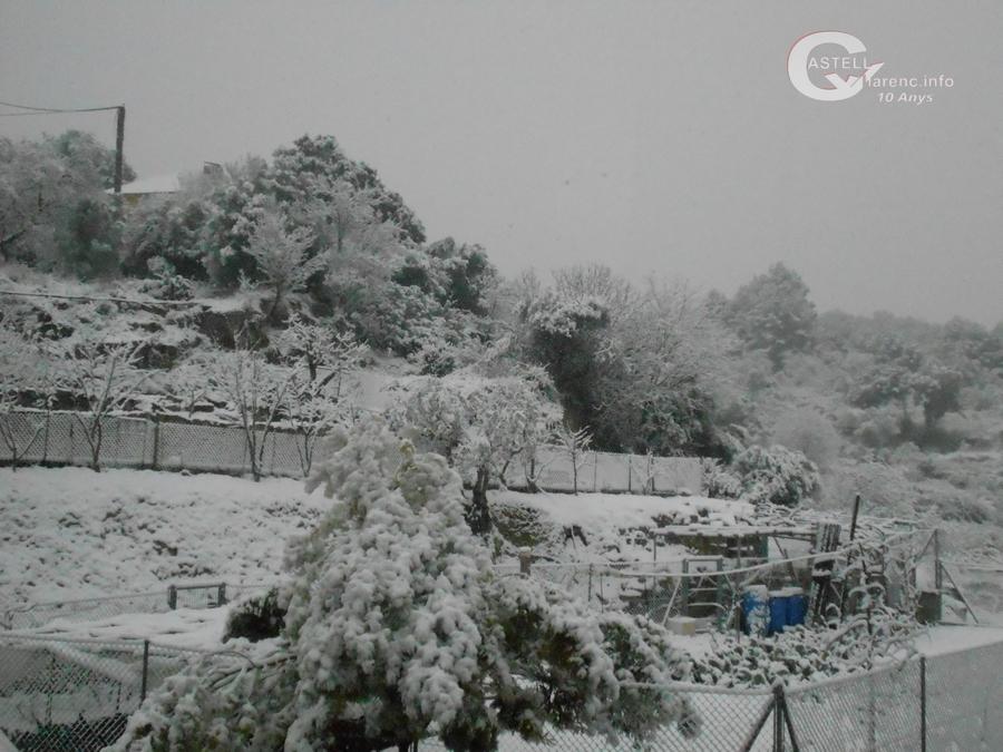 Neu a Castellbelli el Vilar 28-2-2018_4