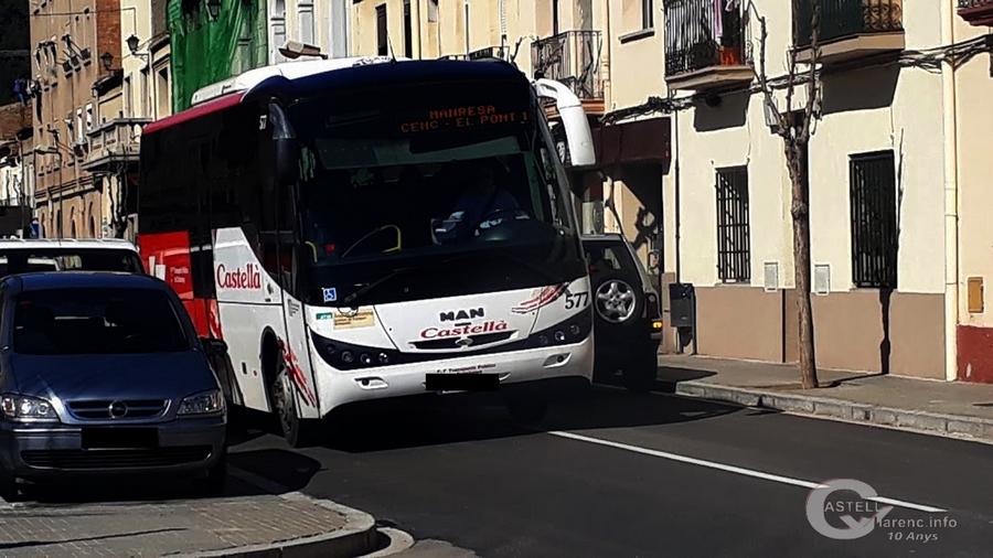 Bus Urbà Castellbell i el Vilar 2018