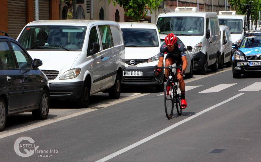 Cursa Ciclista del LLobregat 2018